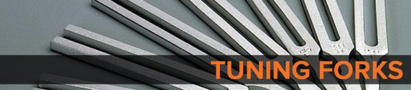 Tuning Forks Cat Banner